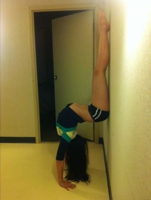 Flexible Girls #1