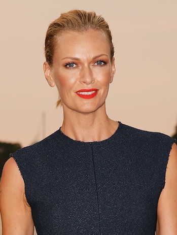 Sarah Murdoch Attends Vogue November Issue Launch
