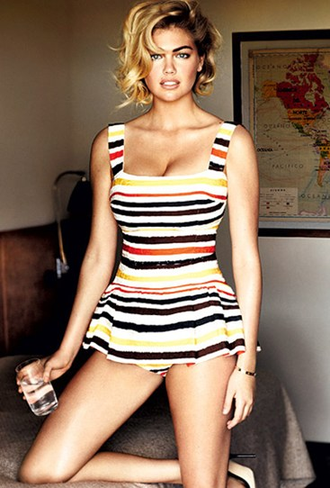 Kate Upton has gone on to score shoots and covers in Vogue, Vanity Fair, and V Magazine. Nice one!