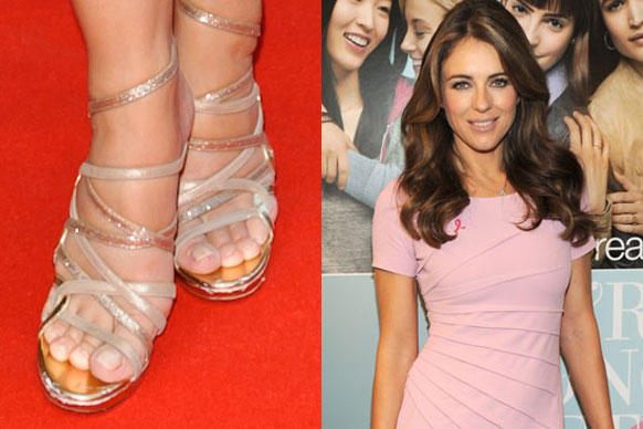 shoes Nip-slips, camel toes and dress disasters! The 10 types of red carpet wardrobe malfunctions