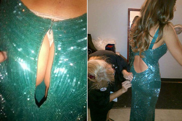 zipperbust Nip-slips, camel toes and dress disasters! The 10 types of red carpet wardrobe malfunctions