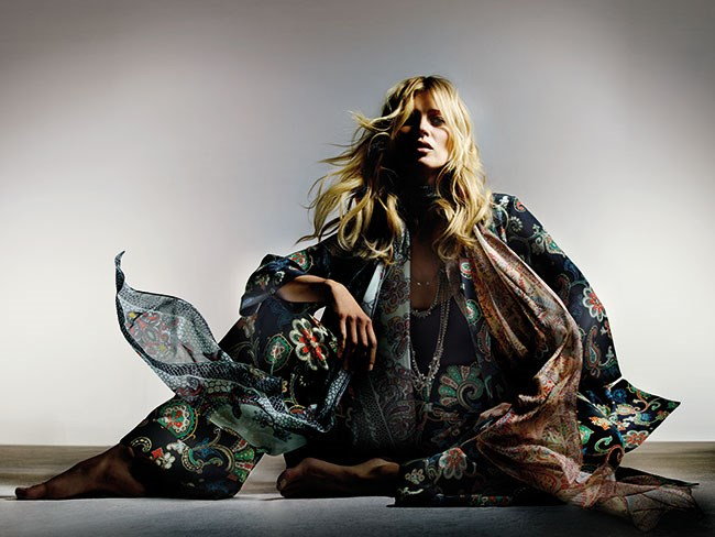 It's happening, people, iconic British model turned designer Kate Moss will be adding her sexy-boho style expertise to your wardrobe.