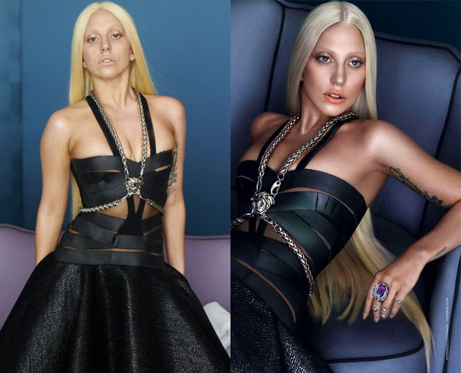Lady Gaga is yet to comment on the photos.