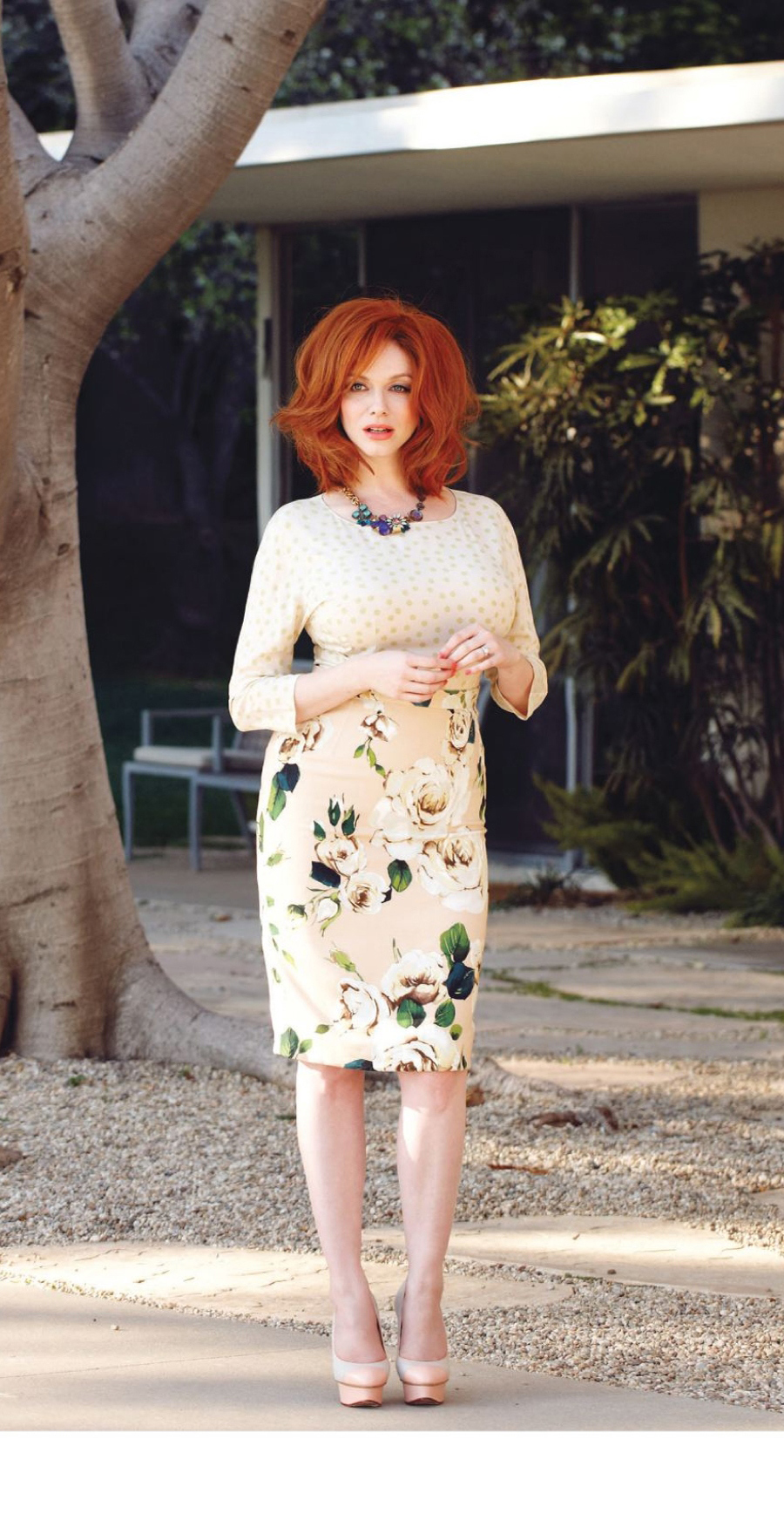 Girls// Christina Hendricks Leaked - babelyst | babelyst